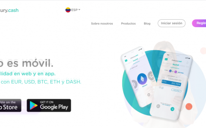 Mercury Cash (Hosted Wallet Solution) offers support in Spanish