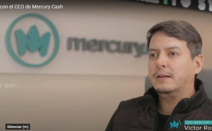 Questions and answers about Mercury Cash (CEO: Víctor Romero)