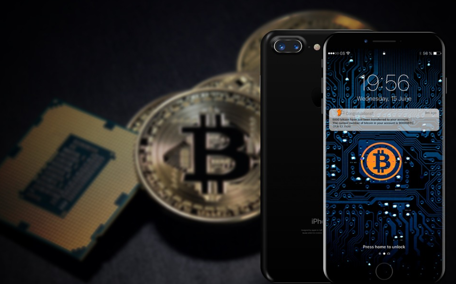 Can you find out who the owner of a Bitcoin Wallet is?