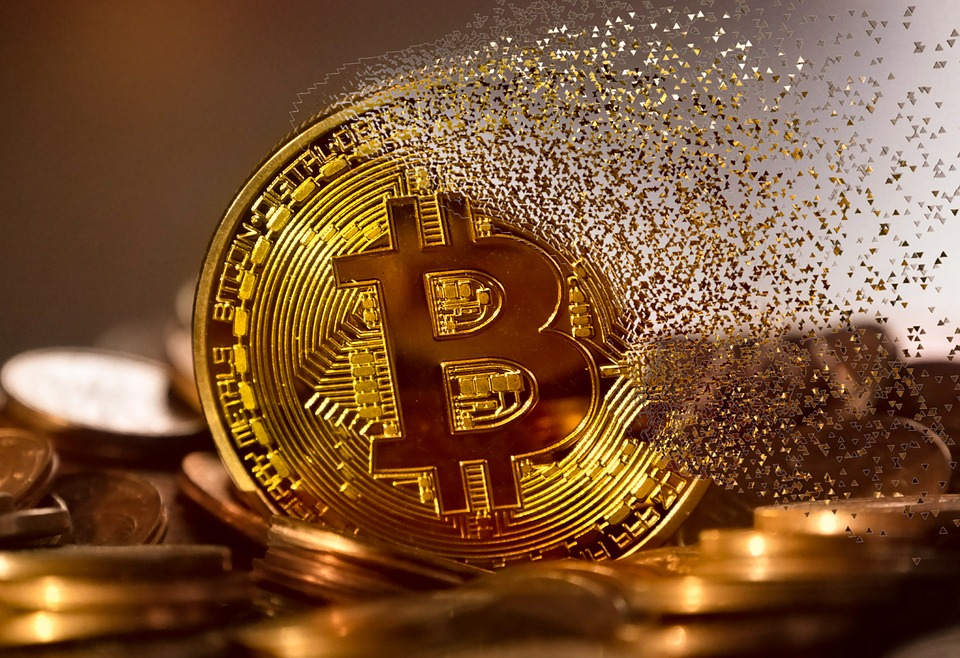 What is the market capitalization of Bitcoin?