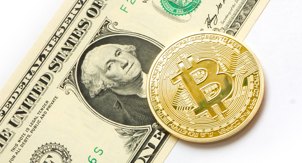 Is Bitcoin rising in price or is the dollar devaluing?